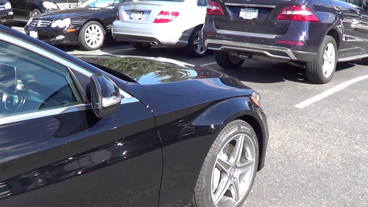 Mercedes Benz Bellevue >> 2015 C400 - YouTube