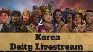 Video Deity Korea Livestream - Civilization 6 Rise and Fall download MP3, 3GP, MP4, WEBM, AVI, FLV Maret 2018