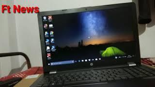 Hp i3 6th Gen (4GB RAM, 1TB HDD) 15-BS 617 TU Laptop Unboxing
