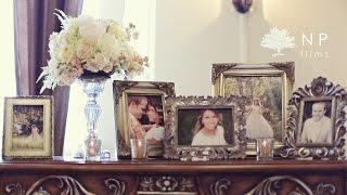 Utah Wedding Reception Video Canterbury Place || Katie and Cameron