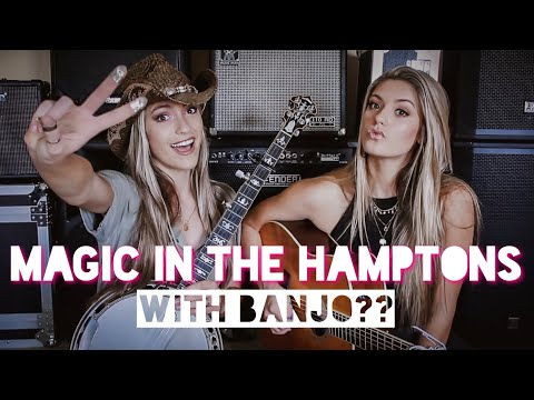 wait...MAGIC IN THE HAMPTONS BLUEGRASS VERSION?!