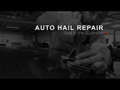 Auto Hail Repair 8273 S Quebec St Centennial, CO 80112 - Hi-Tech Paintless Dent Removal