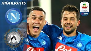 Napoli 4-2 Udinese | Clinical Napoli Punish Udinese | Serie A