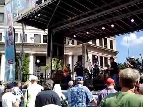 Atlanta Free block party concert