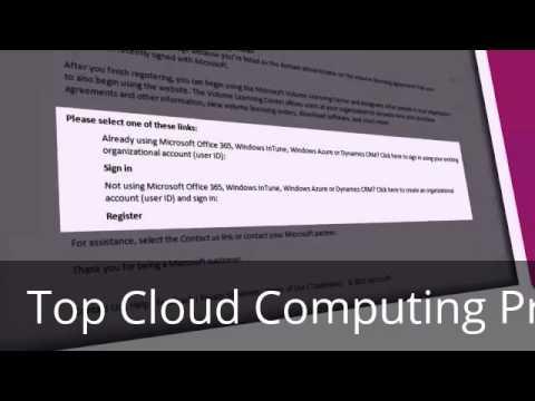 10 Top Cloud Computing Providers