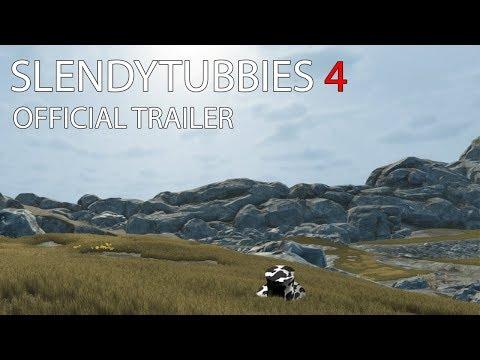Slendytubbies 4 -  Reveal Trailer