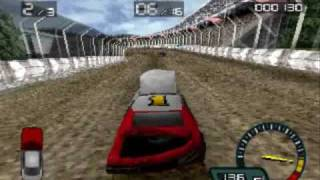 Demolition Racer Gameplay [PSX]