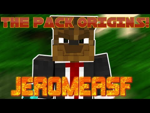 THE PACK ORIGINS! #2 | JeromeASF | Minecraft Animation