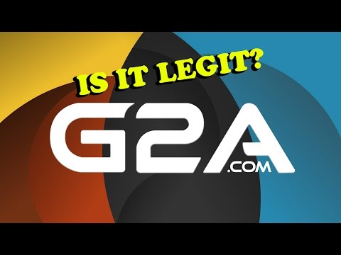 G2A.com - Is it safe? Is it legit? Scam?