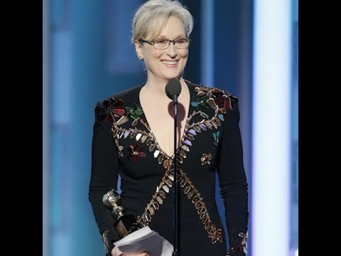 Thumbnail: Meryl Streep's Golden Globes Speech Was a Tribute to Immigrants Everywhere