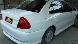 Video Mitsubishi Lancer CK4 '96. Total Body Repaint download MP3, 3GP, MP4, WEBM, AVI, FLV Maret 2018