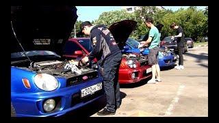 Пацанский выбор - Subaru Impreza II WRX Wagon