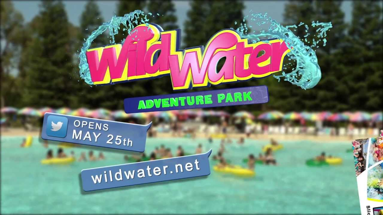 Wildwater Adventure Park Youtube