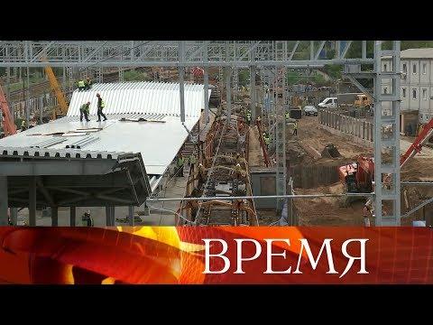В ближайшие годы протяженность московского метро увеличится в три раза.