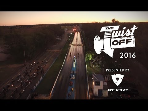 Revival Cycles' THE TWIST OFF 2016 presented by REV'IT