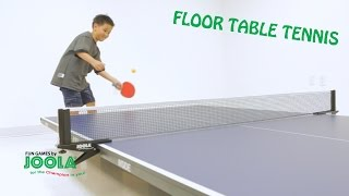 Fun Games By Joola: Floor Table Tennis
