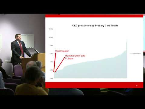 Chronic Kidney Disease -- The Oxford Renal Study
