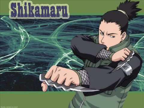 shikamaru theme