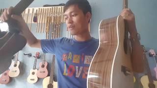 3 cây đàn guitar CHUẨN ĐỆM HÁT. Giá rẻ cho sinh viên. 800k -  900k - 950k