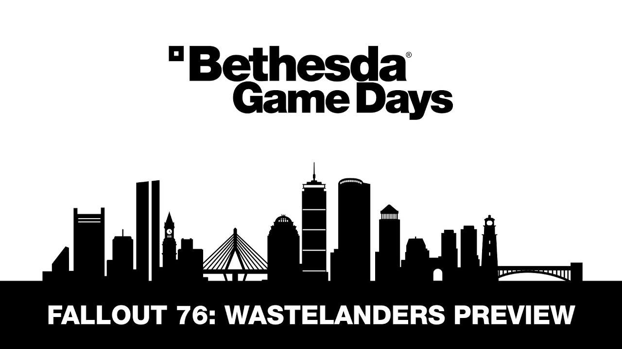 Bethesda Game Days 2020: Fallout 76: Wastelanders Preview thumbnail