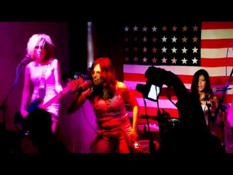 "The Droogettes 12/31/15 NYC ""Teenage Nights"""