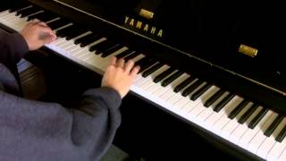 Faber Piano Adventures Lesson Book Level 3B No.9 Key of D Minor (P.18)