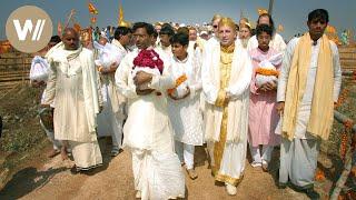 Maharishi's Funeral - a Guru's death that moved millions Thumb