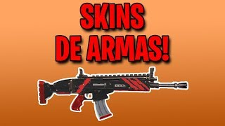 WEAPONS WITH SKINS, PETS and MORE-Fortnite Battle Royale