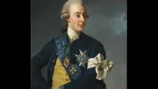 "Tribute to Gustav III ""The Theatre king"""