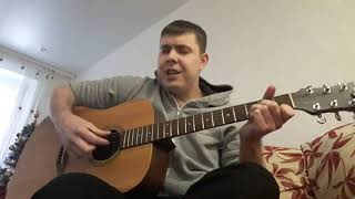 Песни под гитару Можно я дотронусь до тебя СТАРАЯ ПЕСНЯ