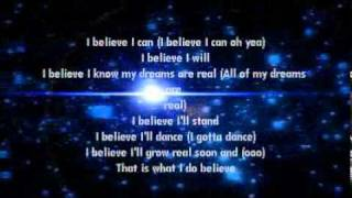 Yolanda adams - honey soundtrack - i believe