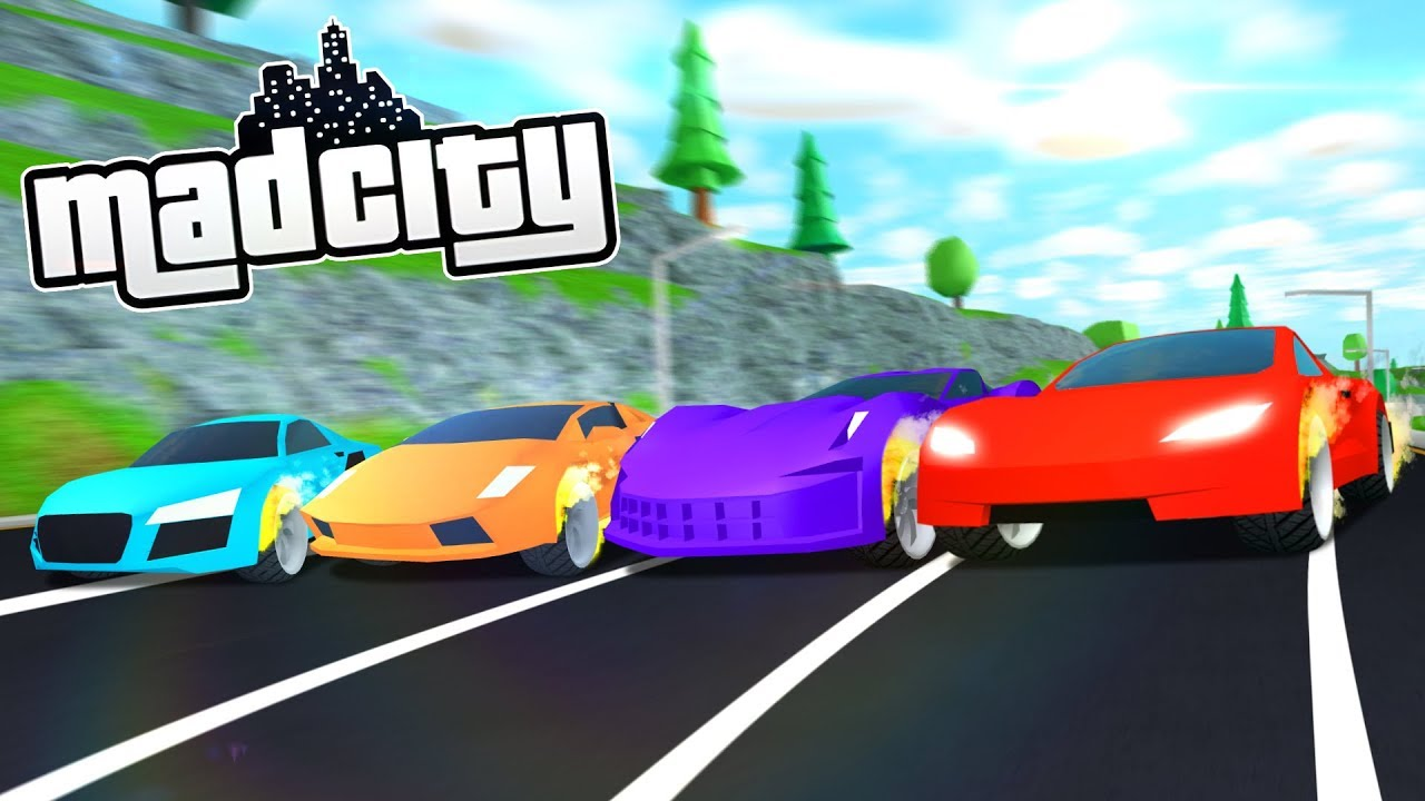 Getting The New 3 Million Fastest Car Fury Roblox Mad City New - Racing Every Car In Mad City Roblox Youtube