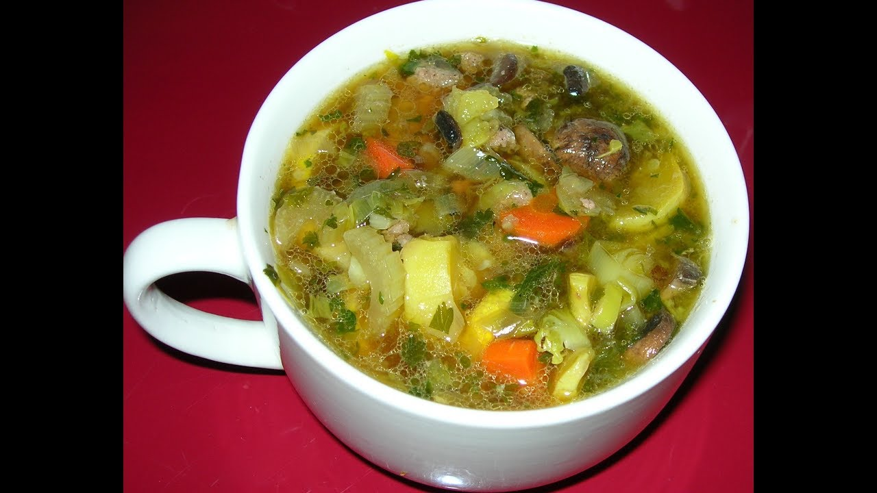 vegetable soup diet weight loss