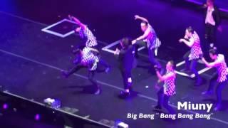 (Fancam) BIGBANG 2015 MADE WORLD TOUR IN MEXICO ¨Bang Bang Bang¨