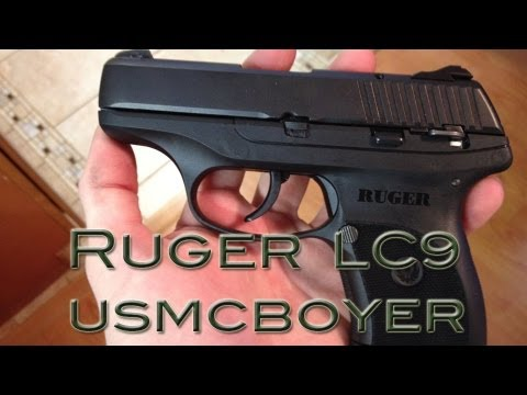 Ruger LC9 Review -