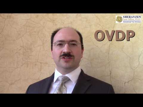 OVDP & Willful FBAR Violations | US International Tax Lawyers