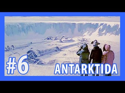 Mimozemská a nacistická základna na Antarktidě - Dost hoaxů #6