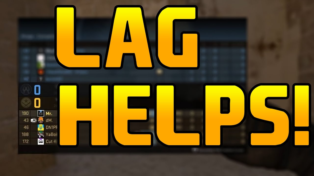 Cs go competitive matchmaking lag