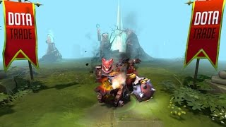 Swine of the Sunken Galley arcana for Techies preview Dota 2