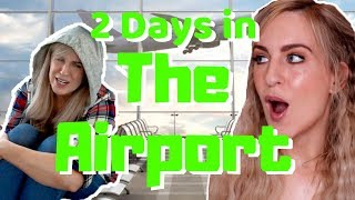 Download 7 Weird Things To Do If You Get Stuck at LAX or Heathrow Airport Mp3 and Videos