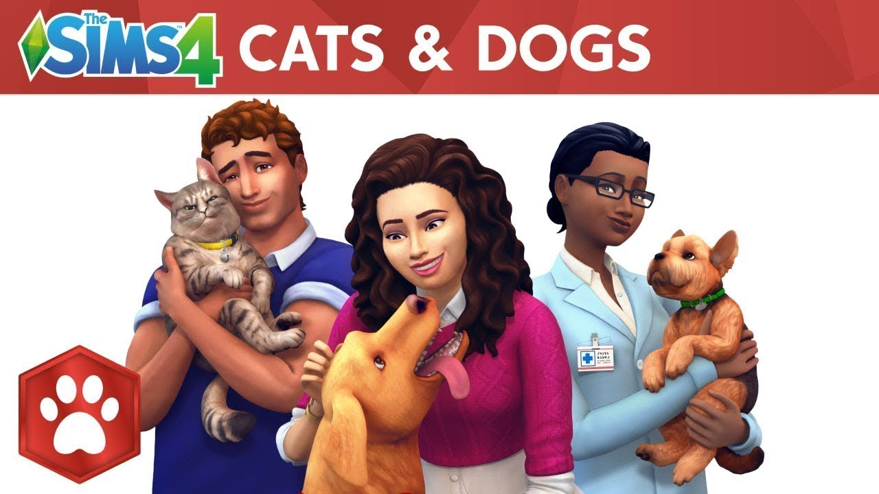 The Sims  With Cats And Dogs