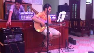 (Ymoan) Đôi Chân Trần - Đệm hát Guitar cover by mr.tmax, (có hợp âm)