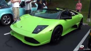 Lamborghini Mucielago Kit Car thumbnail