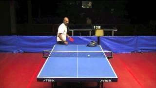 Ma Lin Ghost Serve | Table Tennis | PingSkills