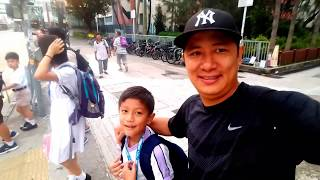 Publication Date: 2019-10-14 | Video Title: Ho Sau Ki School  Day Vlog 4