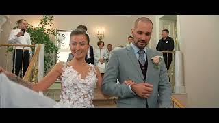 Свадьба - Александра и Дмитрий. Пушкин 2017. Музыка №1