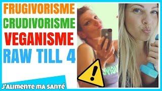 Interview Cécile , ancienne CRUDIVORE , FRUGIVORE , VEGANE & RAW TILL4
