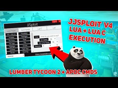 EXTREMELY STABLE  [LEVEL 7] JJSPLOIT V4 *LUA & LUA C EXE.* LT2 + APOC RISING CMDS [WORKING]