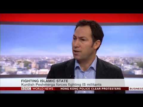 BBC World News Interview with Dr Latif Tas (27.09.2014)