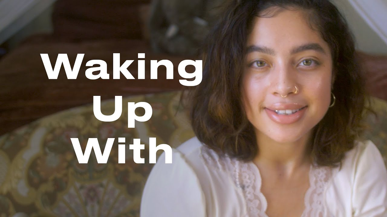 Kiana Ledé Shares Her Milk Makeup & Glossier Regimen for the Perfect Glow | Waking Up With